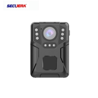 China Super Light H.265 One Button Recording 1440P Body Worn Camera with Night Vision for Law Enforcement factory