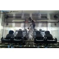 China Projectors 5d Movie Theater Motion Chair With Screen System factory