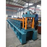 Buy cheap Shelving Metal Roll Forming Machine with Galvanized Steel Sheet from Wholesalers