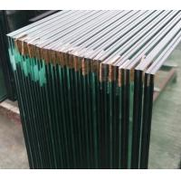 Buy cheap Fireproof Laminated Insulated Glass Units / Safety Laminated Low Iron Glass from Wholesalers