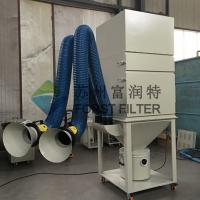China FORST Newest High Quality Automatic Dust System /Dust Collector on sale