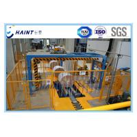 Buy cheap Paper Mill Stretch Film Wrapping Machine , Paper Roll Handling Equipment Large Capacity from Wholesalers