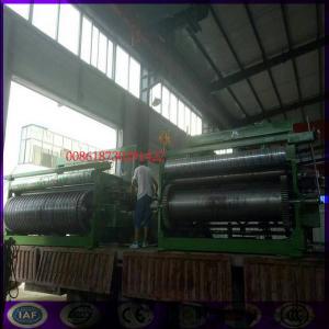 China ZWJ1300 super heavy stainless steel wire mesh weaving machine factory