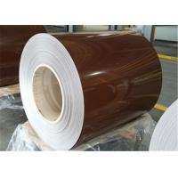 Buy cheap Ceiling Reflective Color Coated Aluminium Coil from Wholesalers
