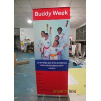 Buy cheap Outdoor Trade Show Display Banners , Tabletop Retractable Banner Water Resistant Print from Wholesalers