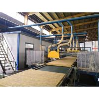 China High Efficiency Heat Preservation Material Rock Wool Production Line on sale