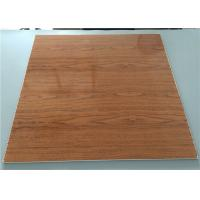 Buy cheap Fireproof PVC Ceiling Boards For Interior Ceiling Decoration 595×595 Mm from Wholesalers