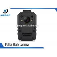 Buy cheap Digital Video Security Body Worn Police Cameras , Night Vision Body Camera With WiFi GPS from Wholesalers