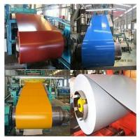 China PVDF Color Coated 1100 Aluminium Alloy Plate Custom Size For Ceiling / Roofing factory