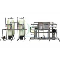 Buy cheap 2TPH RO Water Treatment System Plant For Irrigation / Drinking RO Filter System from Wholesalers