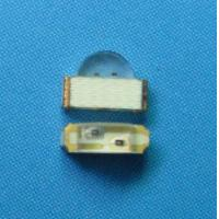 Quality PCB 1204 1206 RGB SMD LED With Right Lens , Full Color Chip LED epistar sanan for sale