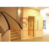Buy cheap Load 250~400kgComfortable Elegant Small Passenger Lifts / Home Lift Elevator from Wholesalers