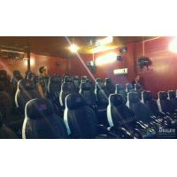 China Comfortable Patent Chairs 7D Movie Theater Indoor Customized Logo factory