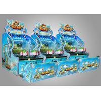 Buy cheap Canival Coin Operated 2 Player Arcade Shooting Machine For Children Park from Wholesalers