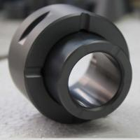 China Custom SIC Carbon Graphite Joint Bearings For Textile Bleaching Machines factory