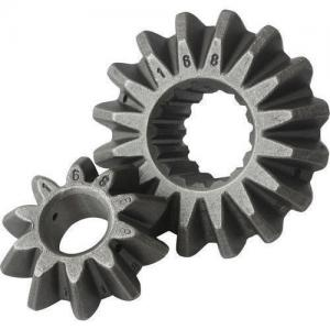 China OEM Precision Steel Casting OD 16m Spiral Bevel Pinion Gear Cone Crusher Bevel Gear factory