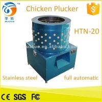 China Best quality hot sale automatic chicken duck bird plucker for sale HTN-20 factory