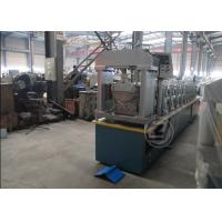 Buy cheap European Standard Ridge Cap Forming Machine No.45 Forged Steel Roller Material from Wholesalers