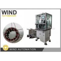 Buy cheap 220V 12 Poles Compressor Motor Needle Winder For Inside Slot Coil Winding from wholesalers
