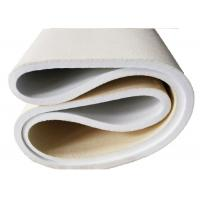 China PES Nomex High Heat Insulation Blanket Non Slipping For Knitted Fabric Compactor factory