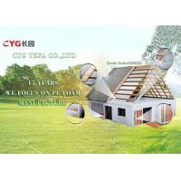 Double Side Reflective Insulation Foam 432N Edge Tearing Resistance Easy To