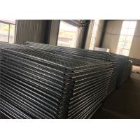 Buy cheap Temporary Chain Link fence panels 4
