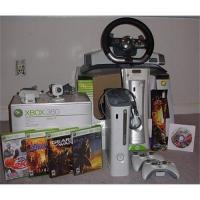 PS3,Xbox 360 120gb with full accessories