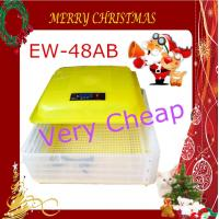Buy cheap 48 eggs incubator fully automatic mini chicken incubator for sale CE Approved from wholesalers