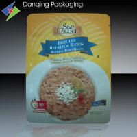 China High Puncture Resistance Retort Pouch Packaging , Food Packaging Stand Up Pouch on sale