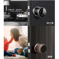Buy cheap Zink Alloy Nice Appearance Smart Door Lock Fingerprint Semiconductor Sensor from Wholesalers