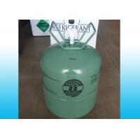 Buy cheap Cas No. 75-45-6 Pure R22 Refrigerant In Can Or 13.6kg Cylinder / Chlorodifluoromethane from Wholesalers