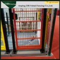 Buy cheap Curved Heavy Duty Welded Wire Fence For Airports / Terminals Security Easy Install from Wholesalers