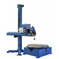 China 8000mm Stroke Precise Control 3 Axis Pipe Manipulator factory