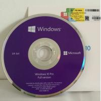 Buy cheap World Wide Windows 10 Pro Key Code Windows 10 Professional 64/32 Key Licenses from Wholesalers