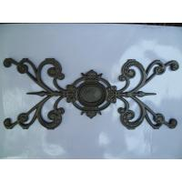 China Cast iron fence parts on sale