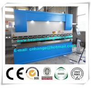 China NC Hydraulic Press Brake And Bending Machine 80T , Metal Sheet Brake Press Machine factory