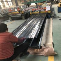 China 3000mm galvanized corrugated steel sheets 400pieces as a package factory