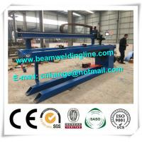 China High Speed Wind Tower Production Line For Tank Longitudinal Seam Welding factory