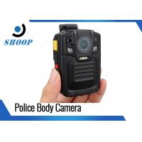 Buy cheap Audio Video Bluetooth Police Body Mounted Cameras High Definition 32GB from Wholesalers