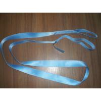 Buy cheap Green 1200kg Polyester Endless Slings , Flat Single Use Lifting Slings from Wholesalers