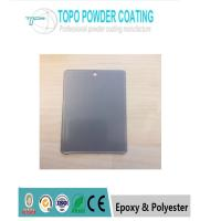 China Basalt Grey Polymer Powder Coating RAL 7012 For Automotive Components on sale