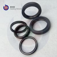 China Spring Energized PTFE Seals Black White Brown Color PTFE/Carbon filled PTFE SE Seals on sale