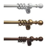 China Wood Curtain Rod on sale