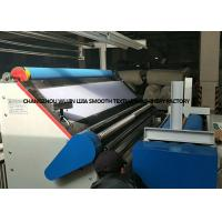 High Performance Fabric Winding Machine For Quilting / Curtains Industry for sale