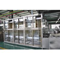 Buy cheap Stainless Steel Instant Fried Automatic Noodle Making Machine Energy Saving from Wholesalers
