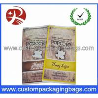 China Biodegradable Custom Plastic Food Packaging Bags Printed Any Color on sale