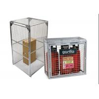 Quality Outdoor Gas Cylinder Cages Safety Cages For Gas Bottles OEM / ODM Welcome for sale