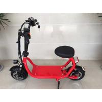 Buy cheap Popular 350W Electric Road Scooter Lithium Battery Mini Folding Electric Scooter from Wholesalers