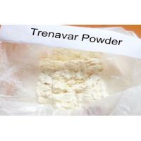 Buy cheap CAS 4642-95-9 Prohormone Powder Trenavar Powder / Trendione For Quick Muscle Gains from Wholesalers