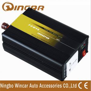 China short-circuit protection Car Power Inverter 300W DC 12V  / 24V on sale